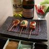 串カツとワイン 海山