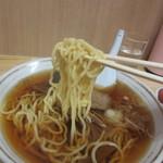 谷ラーメン - 麺 リフト