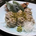 九州薩摩地鶏 薩摩次郎 - 〆のお蕎麦