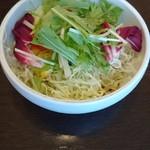 れんが - 料理写真:日替わりドリアランチのサラダ