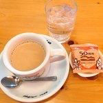 77674297 - ミルクコーヒー