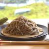 蕎麦正 まつい - 料理写真:おろしそば(辛味大根使用)