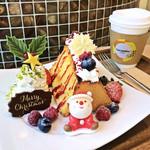 ラスト シフォン - Christmas chiffon ドリンクセット(税込1,300円)