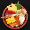 上 海鮮丼