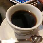 ばんばん - 食事をすると150円のコーヒー