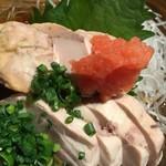 飯綱 - にしん刺し750円(税別)