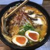 Akindoramen - 料理写真:赤とんこつらーめん ※味玉トッピング