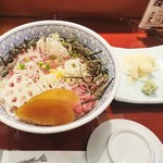 築地玉寿司 - 本鮪ねぎとろ丼