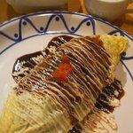 Cafe Place Mu - 2011.4.13 大阪ソースオムライス