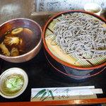 こやぶ竹聲庵 - 鴨ざる蕎麦