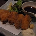 嘉多蔵 - 110428牡蠣フライ