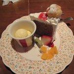 ファルファッレ - 紅茶シフォン