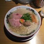 セアブラノ神 壬生本店 - 期間限定 鯛塩ラーメン