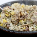 ペッパーランチ - お肉たっぷりビーフペッパーライス