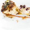 ビストロ・ダルテミス - 料理写真:鱈白子のポワレ