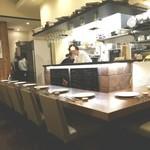 ビストロニック SAKAI - 店内カウンター席貸し切りです!