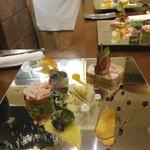 ビストロニック SAKAI - 最初のお皿