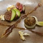 ビストロニック SAKAI - 2皿目のお肉のお皿