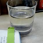 鞠屋 - 水じゃないよお酒だよ