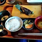 臥薪 - 魚ランチ③