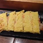 恵比寿魚金 - 出来立て出汁巻き玉子