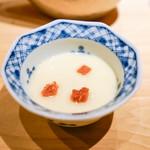鮨 尚充 - 茶碗蒸し