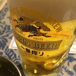 シュリアルナ - 一番搾り(*´ω`*)麒麟生中ビール