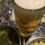 シュリアルナ - 生中ビール(*´ω`*)一番搾り