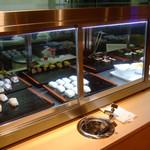 お祭り一番館 - 寿司コーナー