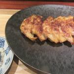 餃子ごずこん - 錦餃子