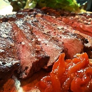 【忘年会】牛の塊肉チュレトンとオマール海老のパエリアコース