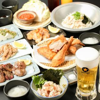 飲み放題付き満腹10品コース2,980円