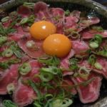 肉タレ屋 - ローストビーフ丼