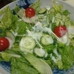 讃岐茶屋 - サラダ