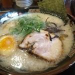平八郎 - 味玉豚骨ラーメン