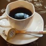 すかいはーと - ホットコーヒー