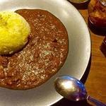 CAFE+BAR shya-la-la - 牛すじチキンカレー