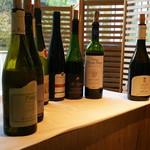 ブーケ・ド・フランス - ワインが豊富♬