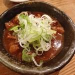 いなり - 煮込み(550円)