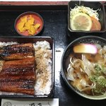 源平 - 料理写真:うな重