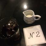 ストーン  - アイスコーヒー