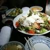 居酒屋 まめ - 料理写真:宴会コースのサラダ