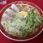 呉龍 - 冷麺 ワンタン入り 大