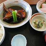 市場の食堂 金目亭 - 極上金目煮付定食1,500円(税込)