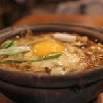 山本屋本店 - 牡蠣・コーチン入り 味噌煮込うどん☆