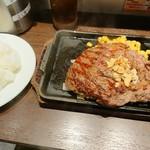 いきなりステーキ - お誕生日特典のUSリブロース300g