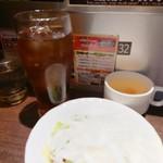 いきなりステーキ - グラスの時