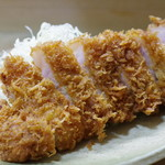 幸楽 - 料理写真:豚かつ