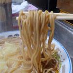 中華そば みたか - ワンタンメン(600円)