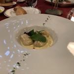 茨城レストラン フェリチタ - ゴルゴンゾーラのニョッキは、良い香りです♡